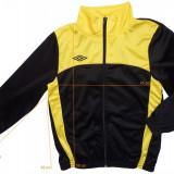 Bluza sport trening UMBRO, impecabila (copii M) cod-170009