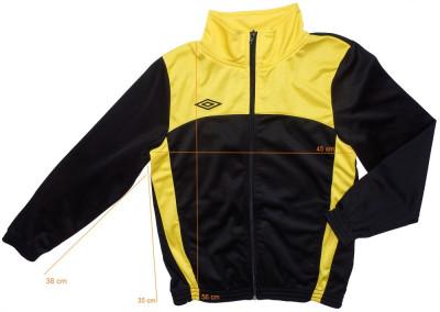 Bluza sport trening UMBRO, impecabila (copii M) cod-170009 foto