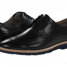 Pantofi Clarks Gambeson Limit | 100% originali, import SUA, 10 zile lucratoare - Pantof barbat Clarks, Piele intoarsa