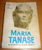 MARIA TANASE si cantecul romanesc - Petre Ghiata / Clery Sachelarie