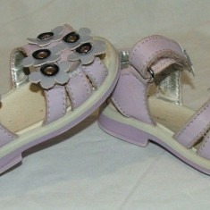 Sandale copii BAREN SCHUHE - nr 20, Culoare: Din imagine, Fete, Piele naturala