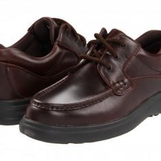 Pantofi Hush Puppies Gus | 100% originali, import SUA, 10 zile lucratoare - Pantofi barbat Hush Puppies, Piele intoarsa, Casual