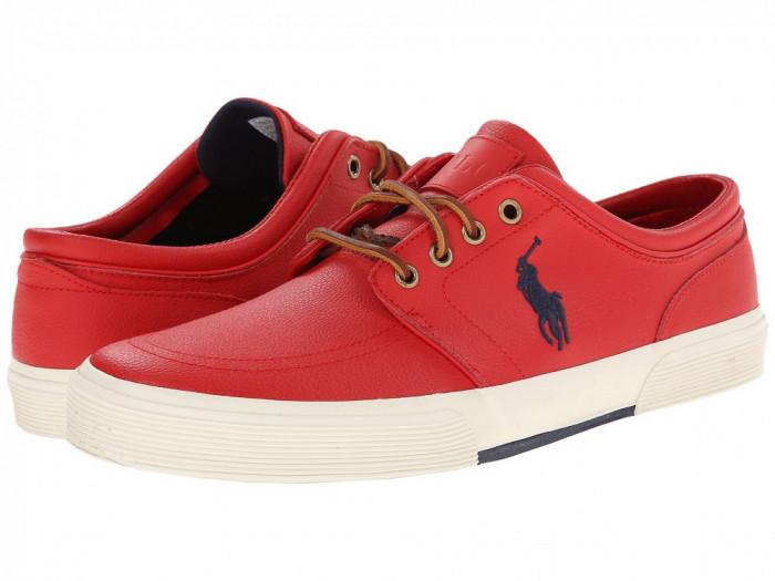 Pantofi Polo Ralph Lauren Faxon Low | 100% originali, import SUA, 10 zile lucratoare
