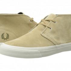 Pantofi Fred Perry Vernon Mid Suede | 100% originali, import SUA, 10 zile lucratoare - Pantofi barbat