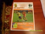 program     Ceahlaul  P.N.  -  Forex  Brasov