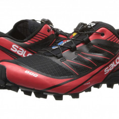 Pantofi Salomon S-LAB Fellcross 3   100% originali, import SUA, 10 zile lucratoare - Incaltaminte outdoor Salomon, Semighete, Barbati