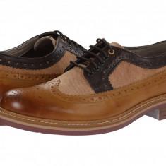 Pantofi Clarks Darby Limit | 100% originali, import SUA, 10 zile lucratoare - Pantof barbat Clarks, Piele intoarsa