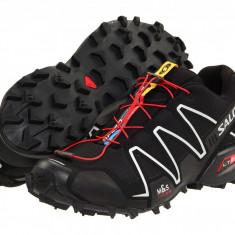Pantofi Salomon Speedcross 3   100% originali, import SUA, 10 zile lucratoare - Incaltaminte outdoor Salomon, Semighete, Barbati