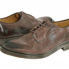 Pantofi Frye James Oxford   100% originali, import SUA, 10 zile lucratoare - Pantofi barbat Frye, Piele naturala