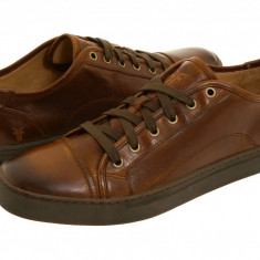 Pantofi Frye Justin Low Lace   100% originali, import SUA, 10 zile lucratoare - Pantofi barbat Frye, Piele naturala