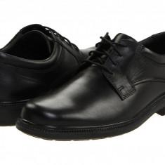 Pantofi Hush Puppies Strategy | 100% originali, import SUA, 10 zile lucratoare - Pantofi barbat Hush Puppies, Piele intoarsa