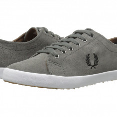 Pantofi Fred Perry Kingston Suede | 100% originali, import SUA, 10 zile lucratoare - Pantofi barbat Fred Perry, Casual