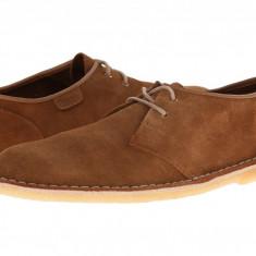 Pantofi Clarks Jink | 100% originali, import SUA, 10 zile lucratoare - Pantof barbat Clarks, Piele intoarsa