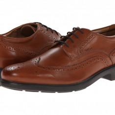 Pantofi Geox U Dublin 4 | 100% originali, import SUA, 10 zile lucratoare - Pantofi barbat Geox, Piele intoarsa