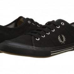 Pantofi Fred Perry Vintage Tennis Canvas | 100% originali, import SUA, 10 zile lucratoare - Pantofi barbat Fred Perry, Sport