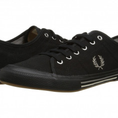 Pantofi Fred Perry Vintage Tennis Canvas | 100% originali, import SUA, 10 zile lucratoare - Pantofi barbati Fred Perry, Sport