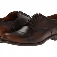 Pantofi Frye Phillip Cap Oxford   100% originali, import SUA, 10 zile lucratoare - Pantofi barbat Frye, Piele naturala