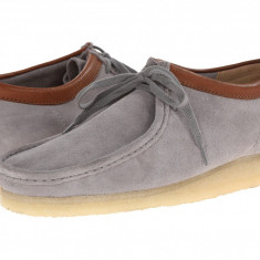 Pantofi Clarks Wallabee | 100% originali, import SUA, 10 zile lucratoare - Mocasini barbati