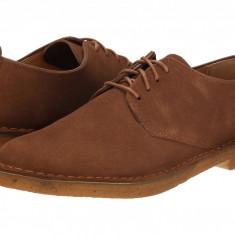 Pantofi Clarks Desert London | 100% originali, import SUA, 10 zile lucratoare - Pantofi barbat Clarks, Piele naturala