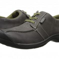 Pantofi Keen Reisen Low | 100% originali, import SUA, 10 zile lucratoare - Pantofi barbat Keen, Piele intoarsa