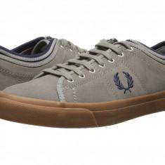 Pantofi Fred Perry Kendrick Tipped Cuff Suede | 100% originali, import SUA, 10 zile lucratoare - Pantofi barbat