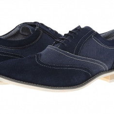 Pantofi Steve Madden Samson2 | 100% originali, import SUA, 10 zile lucratoare - Pantofi barbat Steve Madden, Piele intoarsa