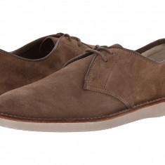 Pantofi Clarks Darning Walk | 100% originali, import SUA, 10 zile lucratoare - Pantofi barbat Clarks, Piele naturala