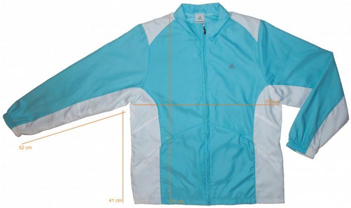 Jacheta sport ADIDAS stare foarte buna (dama XL) cod-170044 foto mare