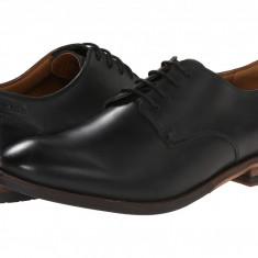 Pantofi Clarks Exton Walk | 100% originali, import SUA, 10 zile lucratoare - Pantofi barbat Clarks, Piele intoarsa
