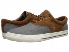 Pantofi Polo Ralph Lauren Vaughn Saddle | 100% originali, import SUA, 10 zile lucratoare, Ralph Lauren