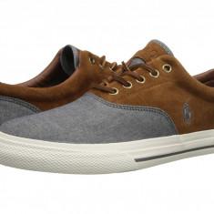 Pantofi Polo Ralph Lauren Vaughn Saddle | 100% originali, import SUA, 10 zile lucratoare - Tenisi barbati