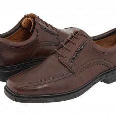 Pantofi Clarks Un.kenneth | 100% originali, import SUA, 10 zile lucratoare - Pantofi barbat Clarks, Piele naturala