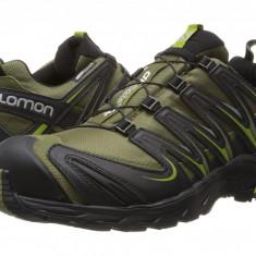 Pantofi Salomon XA PRO 3D CS WP   100% originali, import SUA, 10 zile lucratoare - Incaltaminte outdoor Salomon, Semighete, Barbati