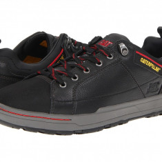 Pantofi Caterpillar Brode Steel Toe   100% originali, import SUA, 10 zile lucratoare - Pantofi barbat