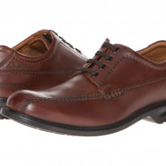 Pantofi Clarks Colson Over | 100% originali, import SUA, 10 zile lucratoare - Pantof barbat Clarks, Piele intoarsa
