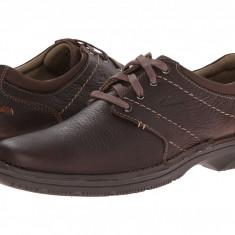 Pantofi Clarks Senner Place | 100% originali, import SUA, 10 zile lucratoare - Pantof barbat Clarks, Piele naturala, Casual