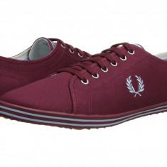 Pantofi Fred Perry Kingston Twill | 100% originali, import SUA, 10 zile lucratoare - Pantofi barbati