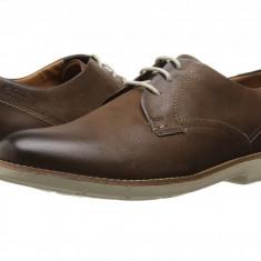 Pantofi Clarks Raspin Plan   100% originali, import SUA, 10 zile lucratoare - Pantofi barbat Clarks, Casual