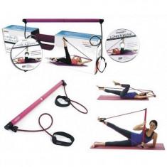 Aparat portabil pentru gimnastica Pilates - Extensor Fitness