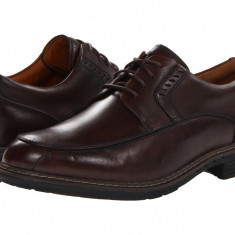 Pantofi Clarks Un.Rage | 100% originali, import SUA, 10 zile lucratoare - Pantofi barbat Clarks, Piele intoarsa, Casual