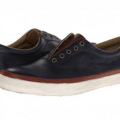 Pantofi Frye Gavin Deck   100% originali, import SUA, 10 zile lucratoare - Pantofi barbat Frye, Piele intoarsa