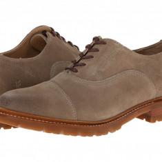 Pantofi Frye James Bal Lug Oxford   100% originali, import SUA, 10 zile lucratoare - Pantofi barbat Frye, Piele intoarsa