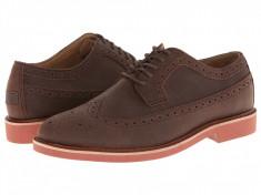 Pantofi Polo Ralph Lauren Torrington Wingtip NT | 100% originali, import SUA, 10 zile lucratoare, Piele naturala, Ralph Lauren