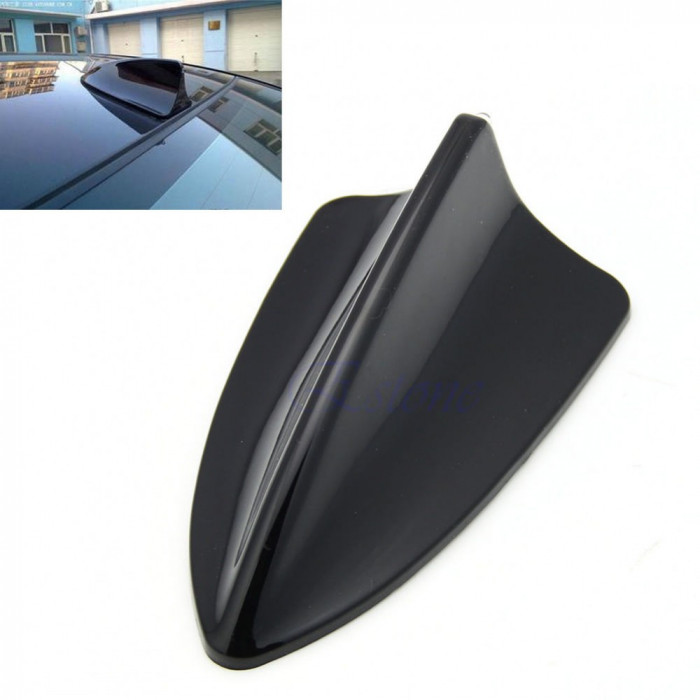 Accesoriu auto Antena pentru bmw neagra black aripa rechin autoadeziva