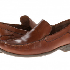 Pantofi Hush Puppies Circuit Slip On | 100% originali, import SUA, 10 zile lucratoare - Pantofi barbat Hush Puppies, Piele naturala