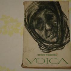 Voica - Henriette Yvonne Stahl - ESPLA - 1957