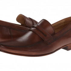 Pantofi Kenneth Cole New York Plug Of War | 100% originali, import SUA, 10 zile lucratoare - Pantofi barbat Kenneth Cole, Piele naturala