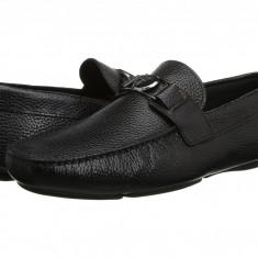 Pantofi Versace Collection Medusa Medallion Driver | 100% originali, import SUA, 10 zile lucratoare - Pantof barbat