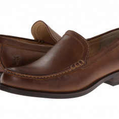 Pantofi Frye Greg Venetian | 100% originali, import SUA, 10 zile lucratoare - Pantofi barbat Frye, Piele naturala