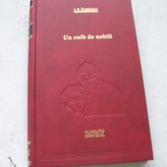 UN CUIB DE NOBILI I.S.TURGHENIEV BIBLIOTECA ADEVARUL NR 29 - Roman, Anul publicarii: 2011